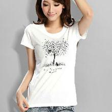 tshirt woman white