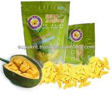 Vacuum Freeze Dried Jackfruit HALAL , HACCP , ISO 9001 and GMP Certified