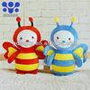Best quality soft stuffed custom bee plush toy