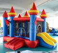 Castelo de salto, castelo inflável do salto