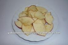 Natural fruit snacks / Apple chips