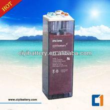 Long Life Lead Acid Battery Solar Battery Tubular plate OPZS battery 2v 1000ah