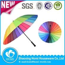 24k Rainbow Color Print Umbrella Picture To Color