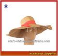 Chapéu de palha safari/mini chapéu de palha/infantil chapéu de palha