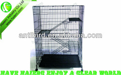 Metal Folding Dog Cage With Haierc Best Design CT52
