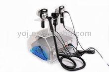 Portable sound wave Ultrasonic + vacuum + RF + BIO body firm slimming machine