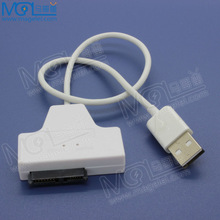Laptop drive SATA to USB external device adapter cable notebook SATA7 +6 to USB Converte Cable