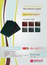 Polypropylene Non Woven Carpet