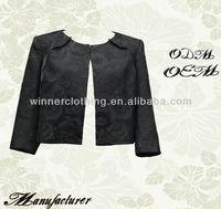 Hot sale fashionable half jackets for dresses