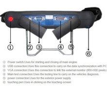 professional truck diagnostic tool PS2