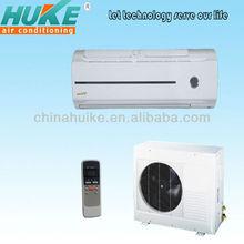 split room 9000BTU-18000BTU cooling&heating air conditioner wall mounted