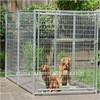 welded steel mesh dog cage for sale