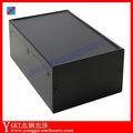 Caja de metal de chapa de acero caso caja aluminio