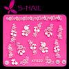 2014 favorite 3d cherry fruit nail sticker, beauty salon, good DIY