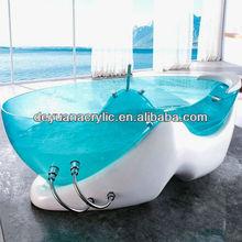 Custom Clear Acrylic Bathtub