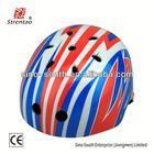customize fashion and new style cool skate helmet BMX helmet sports helmet