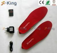 china 2014 motorbike boots usb electric heating pad foot warmer HI-W3R-7442