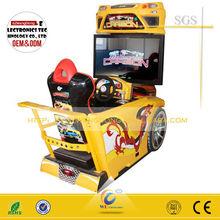 Split second racing game simulator machines,3D car driving Simulator Machine