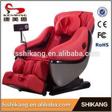 popular easy using zero gravity electric reclining massage chair