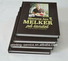 2013 Unique photographer book printing