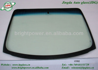 front windshield and pop Japanese auto glass,toyota corolla windshield