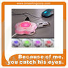 Free sample,flower Shape USB HUB With Led Light