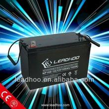 12V 100Ah Maintain Free Lead Acid Ups Battery for Solar Inverter Motorcycles