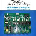 electrónico de la impresora placa de circuito impreso para konica cabezal de impresión de la máquina