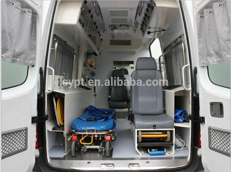 التصميم الداخلي إسعافغير المعدات-- سبائك الألومنيوم مجموعات