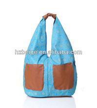 Cotton cloth bag women gender shoulder bag