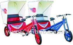 VeloScout Pedicab