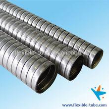 Flexible Tin Plated Steel Tube