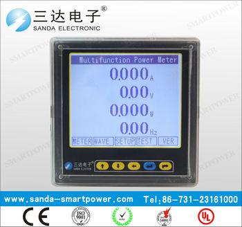 Made in China Digital Harmonic Meter Suppliers Wholesale Price Multifunction Power Meter