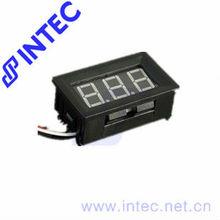 DC digital voltage meter,Electrical instrument DC 0~100V mini Voltage Meter, LED voltage meter