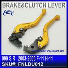 overstock clearance CNC Clutch Brake Levers For Ducati 999 S R 2003-2006 F-11 H-11 FNLDU012
