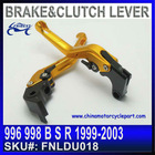 overstock clearance Bicycle Alloy Brake Levers For Ducati 996 998 B S R 1999-2003 DB-80 DC-80 FNLDU018