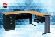 Sale Metal office furniture Large l shaped executive desk