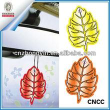 Paper freshener paper auto air freshener car air freshener