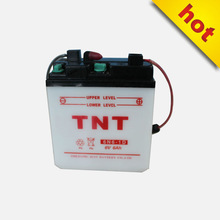6N6-1D Dry Charged Battery Motorcycle Battery