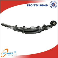 Single Eye Conventional Leaf Spring in Tractor Trailer