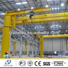 BZ Model 360 Degree Rotation 2 Ton Column Mounted Jib Crane Price