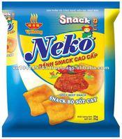 SOVINA- Spicy Beef Snacks