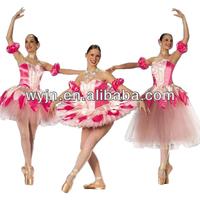 New -professional tulle ballet skirts women -girls' dance skirt-ballet skirt-children and adults' ballet dancewear