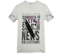 custom free promotional printing mens t shirt