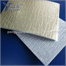 Copper Aluminum Foil Backed Foam Insulation material