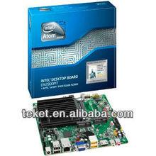 Intel mini itx Motherboard DN2800MTE,replace DN2800MT,dual core atom n2800,LVDS cable,HDMI, vs D945GSEJT