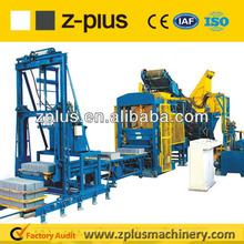 New price list QTY4-15 wood pallet block hot press machine