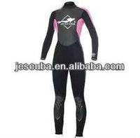 Neoprene fishing suit, wetsuit triathlon, neoprene fashion wetsuit for women