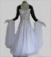 2013 New Waltz Tango Girls/Women Modern Dance/Perform Costume/Wear B-0402