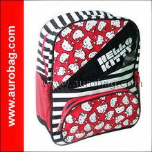 BP0385 2013 new fashion hello kitty school bag
